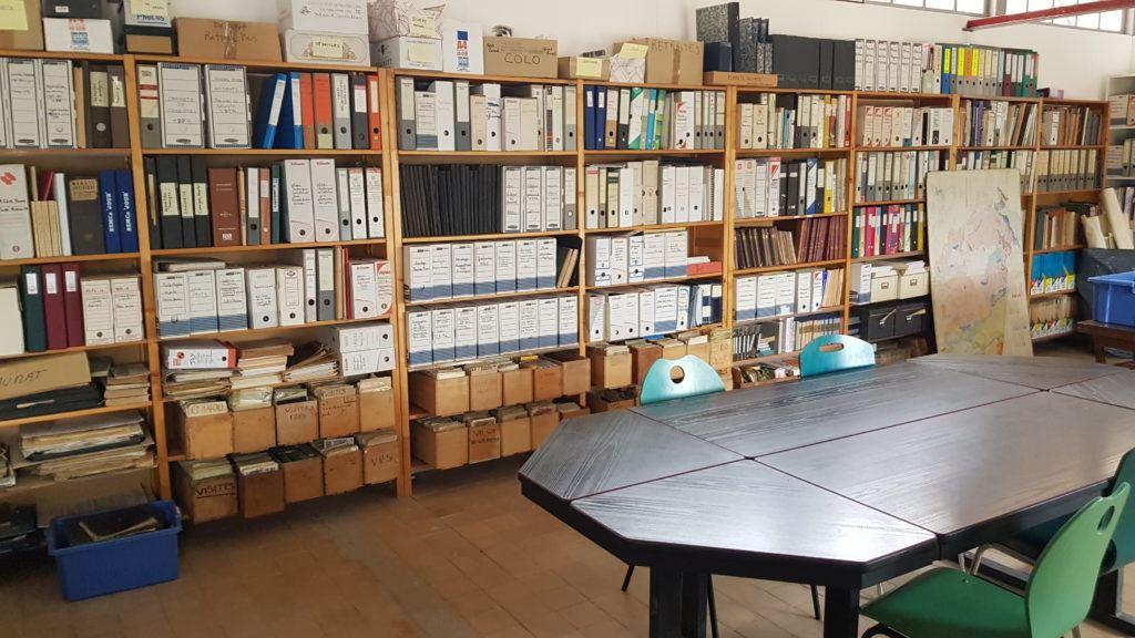 Archives et bibliographique - Musée de la Mine et de la Potasse