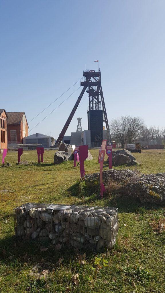 Le jardin géologique - Musée de la Mine et de la Potasse