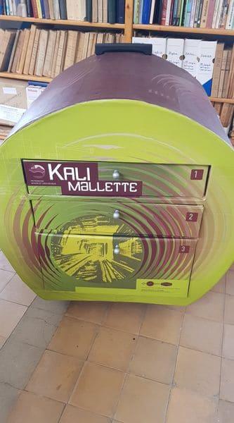 La Kalimalette - malle pédagogique du musée de la mine et de la potasse