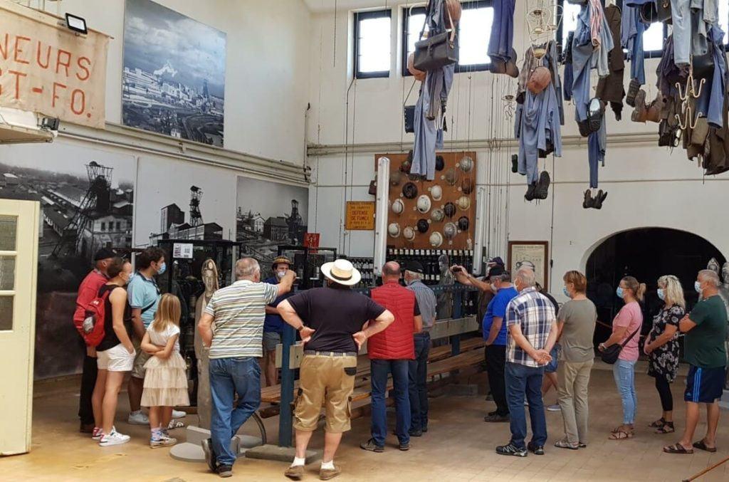 Visites en groupe - Musée de la Mine et de la Potasse